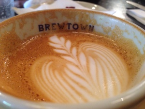 brewtown newtown coffee