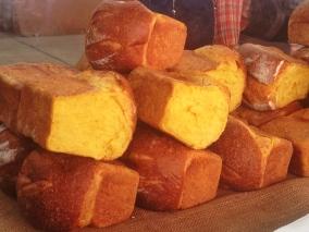 Pumpkin Sourdough La Tartine