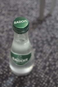 Bandoit lightly sparkling water