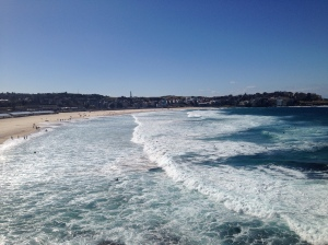 One of Sydney's beautiful beaches