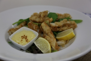 Salt n pepper squid